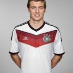 Bester Spieler beim 7:1 gegen Brasilien - Copyright DFB