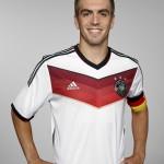 Für immer Kapitän des Weltmeisters - Copyright DFB