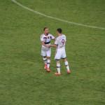 Das neue Traumpaar der Bayern ? - Ribéry und Lewandowski