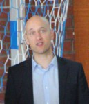 Pascal Roller - Geschäftsführer der Hamburg Towers