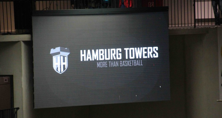 Pressearbeit der Hamburg Towers