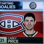 Favorit auf den MVP: Carey Price - Screenshot Copyright Sport1 US HD