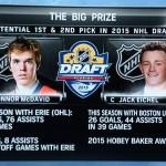 Risentalent: Connor McDavid & Jack Eichel - Screenshot Copyright Sport1 US HD