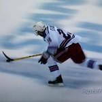 Martin St. Louis, schnell aber torlos - Screenshot Copyright Sport1 US HD