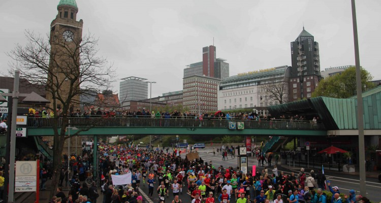 Wenig Schlaf und zu wenig Tempo – Hamburg Marathon 2015 Teil 2