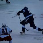 Stamkos zielte bisher siebenmal richtig -Screenshot Copyright Sport1 US HD