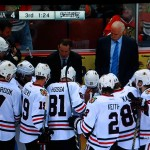 Joel  Quenneville und sein Team haben viel Erfahrung - Screenshot Copyright Sport1 US HD