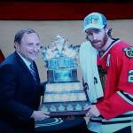 Duncan Keith Einstimmig zum MVP gewählt  - Screenshot Copyright Sport1 US HD