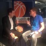 Interview bei der Saisoneröffnung der ProA mit Geschäftsführer Daniel Müller