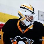 Nicht mehr ganz so gut, wie in Runde eins: Matt Murray - Screenshot Copyright Sport1 US HD