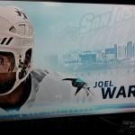 Joel Ward erzielte 2 Tore in Spiel 6 vs. St. Louis - Screenshot Copyright Sport1 US HD
