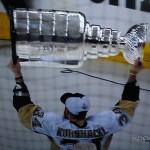 Dritte deutsche Stanley Cup-Sieger Tom Kühnhackl - Screenshot Copyright Sport1 US HD