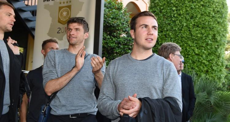 Die rot-weiße EM – Bayernspieler in Frankreich – Teil 1 von 2