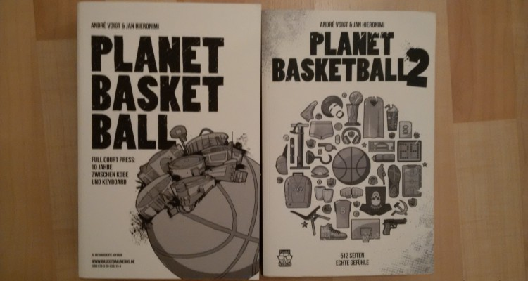 André Voigt/Jan Hieronimi – Planet Basketball & Planet Basketball 2