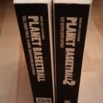 Zweimal mehr als 500 Seiten Basketball