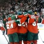 Minnesota ist in diesem Jahr ein Titelkandidat - Screenshot Copyright Sport1 US HD