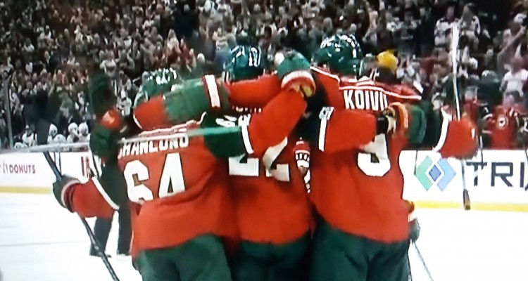 NHL Playoffs 2017 – Minnesota Wild vs. St. Louis Blues