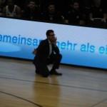 Hamed Attarbashi, Trainer der Hamburg Towers
