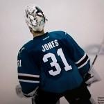 Führt Martin Jones die Sharks zurück ins Finale? - Screenshot Copyright Sport1 US HD