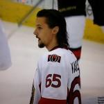 Erik Karlsson, wichtigster Spieler der Senators - Screenshot Copyright Sport1 US HD