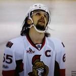 Hatte selten Grund zu verzweifeln - Erik Karlsson - Screenshot Copyright Sport1 US HD