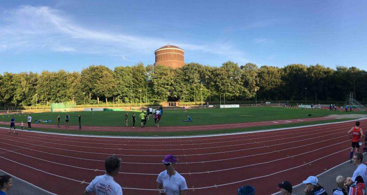 BSV Stadtparklauf 2018