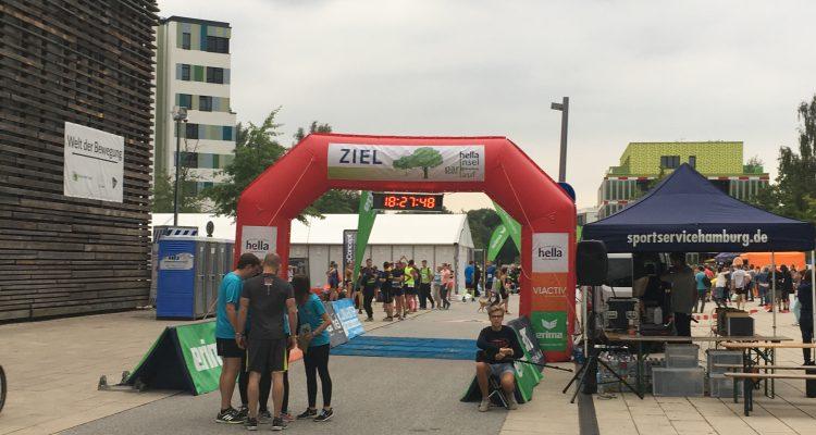 Inselparklauf 2018 – Elbinselcup Teil zwei