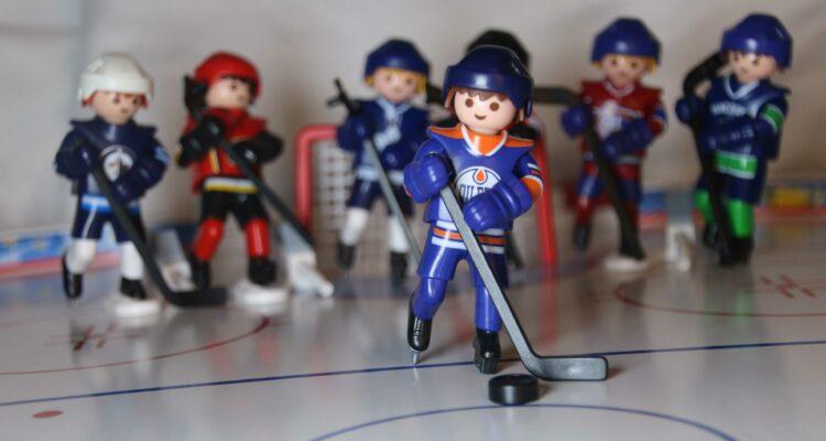 #023 NHL Woche 1- Was läuft falsch in Edmonton? Welcher Torhüter rettet seinem Team bisher die Punkte?