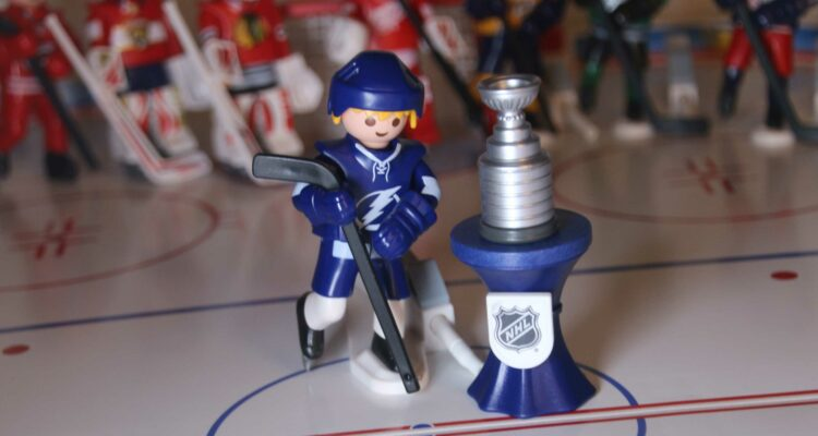 #057 NHL Playoffs Stanley Cup Final with Erik Erlendsson on the Tampa Bay Lightning