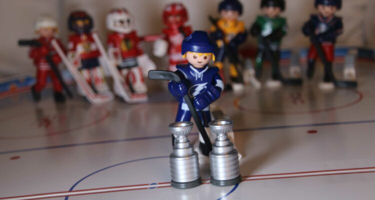 #058 NHL Playoffs Stanley Cup Champion Tampa Bay Lightning