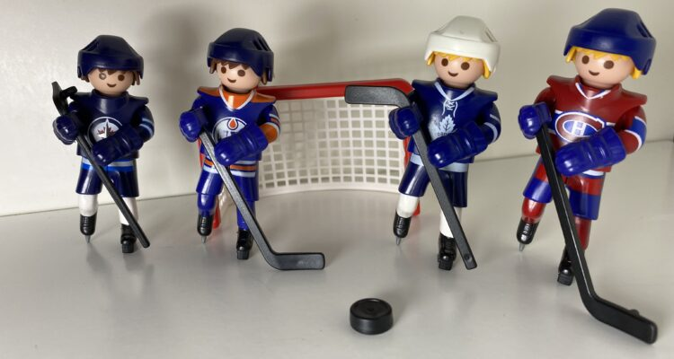 #042 NHL Playoffs Runde 1 – North Division – Toronto vs. Montreal – Edmonton vs. Winnipeg