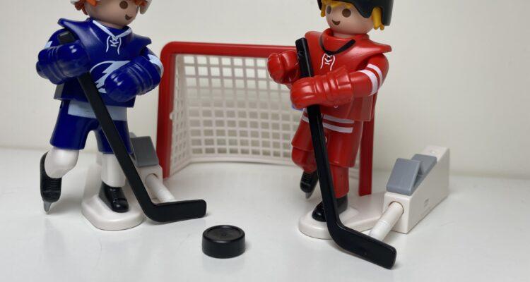 #047 NHL Playoffs Runde 2 – Central Division – Carolina vs. Tampa Bay – Aufräumarbeiten in Florida und Nashville