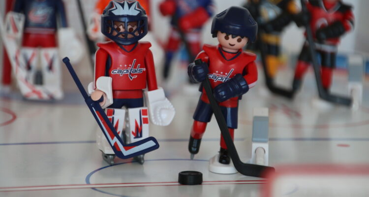 #085 – NHL Washington Capitals 2021_22