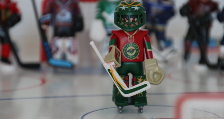 #082 – NHL Minnesota Wild 2021_22