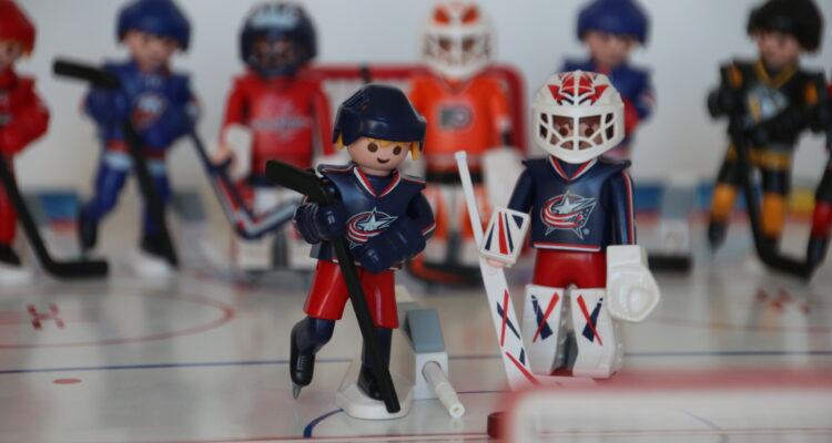 #087 – NHL Columbus Blue Jackets 2021_22