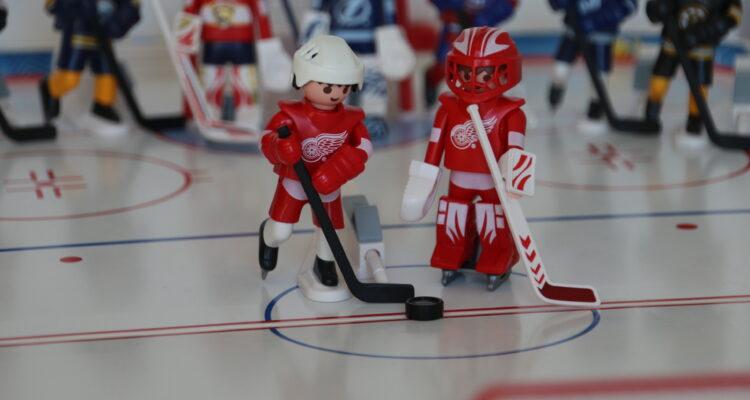 #094 – NHL Detroit Red Wings 2021_22